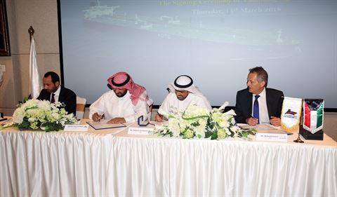 شركة ناقلات النفط الكويتية توقع اتفاقية مع بنك وربة والبنك الأهلي المتحد وبنك الكويت الدولي