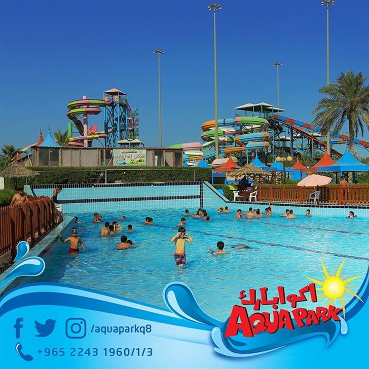 Aqua Park Summer 2018 Season Opening Date