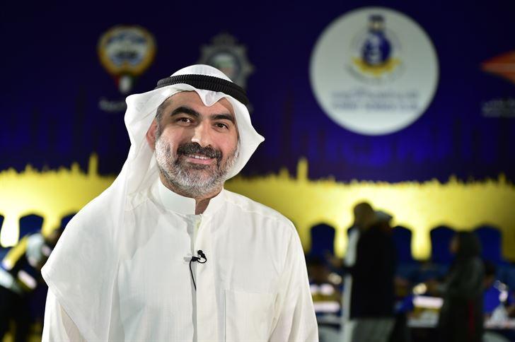 رئيس قطاع التنمية والبرامج التنافسية بالنادي العلمي الدكتور محمد الصفار
