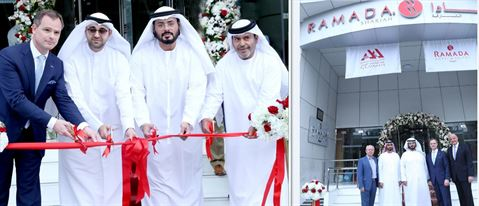 AA Al Moosa Enterprises Celebrates the Opening of Ramada Hotel & Suites Sharjah