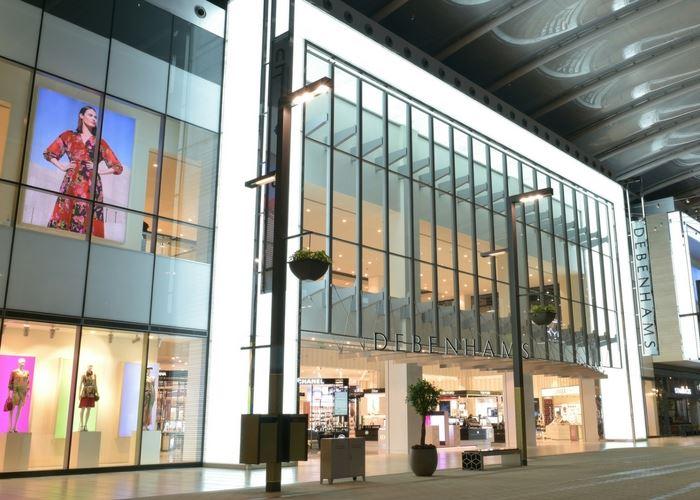 مطاعم ومحلات الشايع الجديدة في مجمع الأفنيوز المرحلة الرابعة