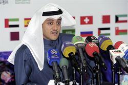طلال جاسم الخرافي رئيس مجلس إدارة النادي العلمي