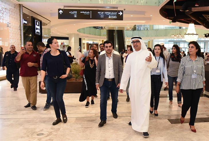 Tamdeen Group Officially Opened Al Kout Mall