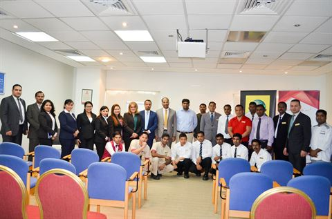 Al Bustan Centre & Residence focuses on health and well-being by hosting educational sessions