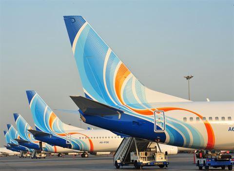 فلاي دبي تستأنف رحلاتها الى مدينة السليمانية