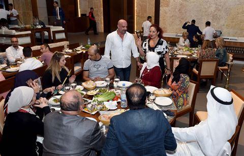 السلطان إبراهيم ينظم حفل قريش للإعلاميين ويطلق لائحة الأطباق الرمضانية