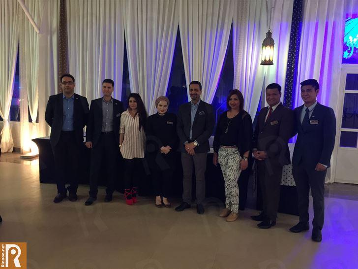 أمسية قريش فندق وريزيدنس سفير الكويت - الفنطاس لعام 2018