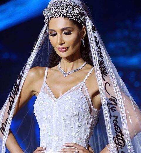 Alice AbdelAziz Fairytale Wedding Look Details