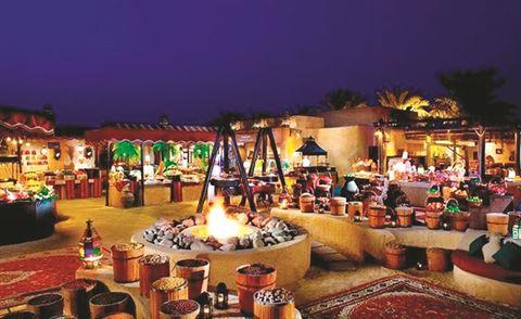 تحضيرات فندق ومنتجع شاطئ النخيل لشهر رمضان 2018