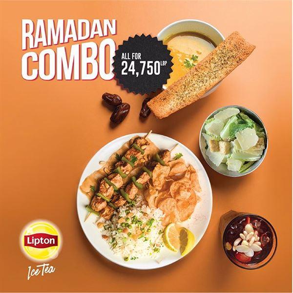 Crepaway Lebanon Ramadan 2018 Iftar Offer