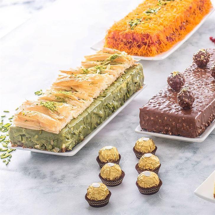 تشكيلة حلويات سابليه المميزة لـ رمضان 2018
