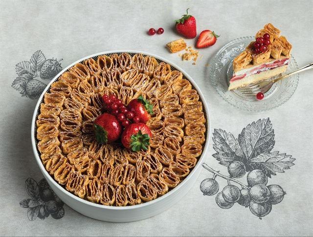 تشكيلة حلويات الخباز المميزة لـ رمضان 2018