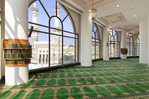 قاعات الصلاة