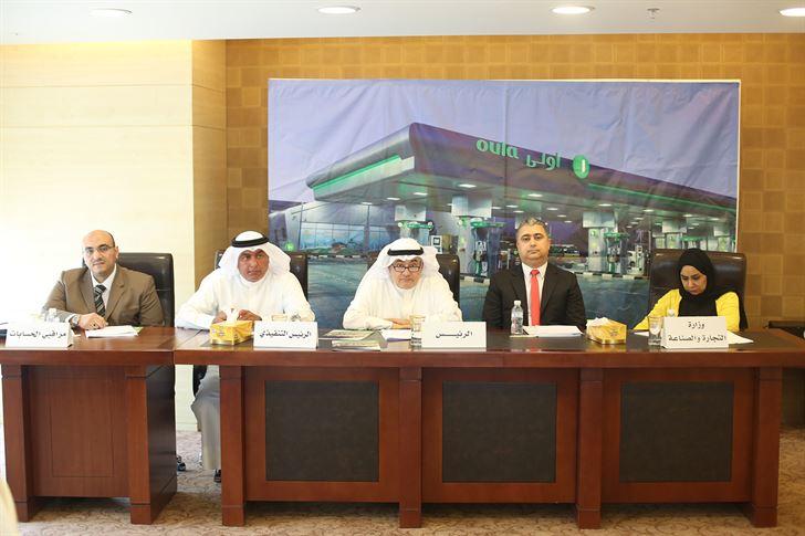 الأولى للتسويق المحلي للوقود تعلن 3.58 مليون دينار كويتي أرباحا صافية بزيادة 3% مقارنة مع 2016
