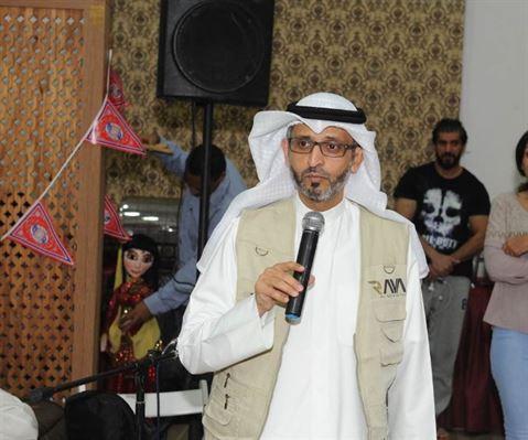 الرئيس التنفيذي مهنئا المسنين بشهر رمضان المبارك