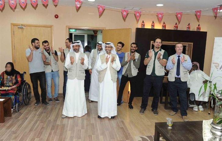 Al-Raya Company hosts ghabqa for senior citizens