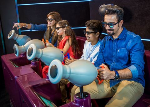 Alshaya Brings the Future of Fun to Kuwait with TEKZONE