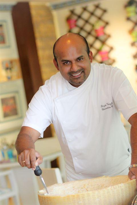 Chef Sinju Varghese