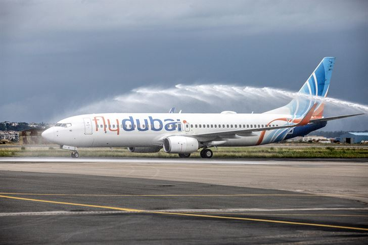 flydubai lands in Thessaloniki