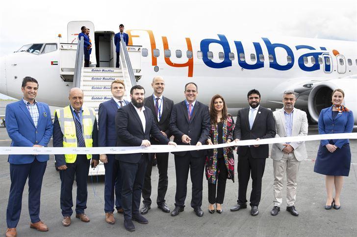 فلاي دبي تبدأ رحلاتها إلى سالونيك اليونانية