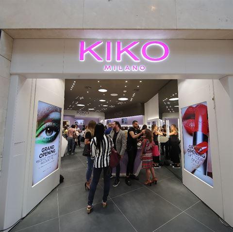 Kiko Milano is Now Open in ABC Achrafieh