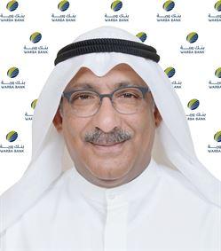 السيد هيثم عبدالعزيز التركيت ، رئيس مجموعة تكنولوجيا المعلومات في بنك وربة