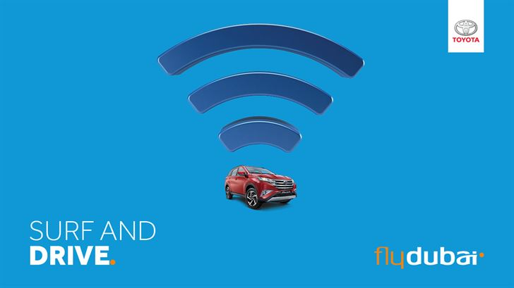 """Surf and drive"" with flydubai this summer"