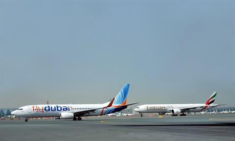 فلاي دبي تبدأ تشغيل رحلات محددة من المبنى رقم 3 بمطار دبي الدولي
