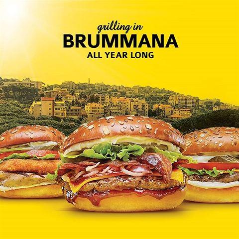 Classic Burger Joint is Now Open in Brummana