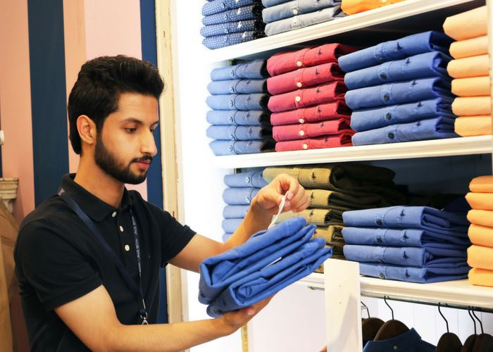 Kuwaiti Students Join the World of Retail at Alshaya