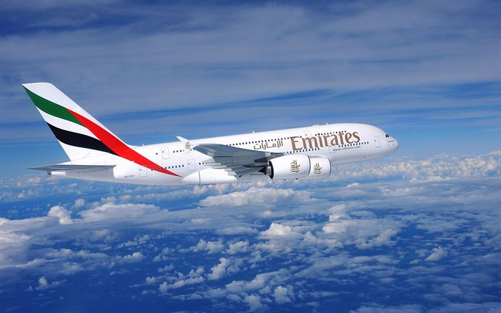 Emirates to operate A380 to St. Petersburg during Autumn holidays