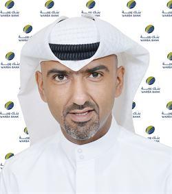 السيد مساعد مزيد المزيد، رئيس قطاع المبيعات والتوزيع للأفراد في بنك وربة