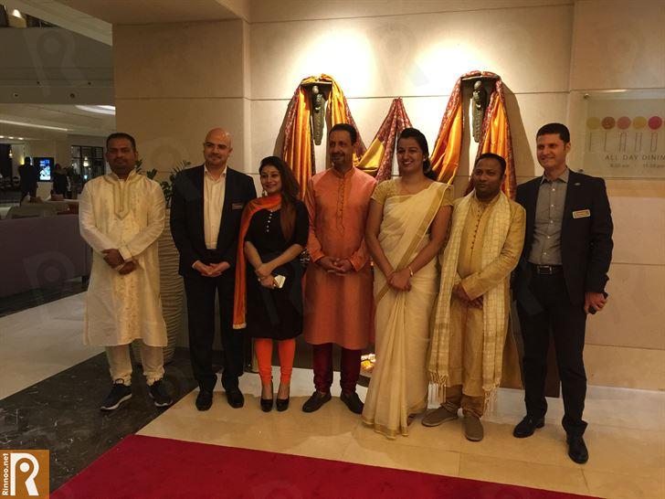 فندق سفير الفنطاس يعلن إطلاق نكهات من الهند... بوفيه الأمسية الهندية والموسيقى الحية كل ليلة خميس في مطعم فليفرز
