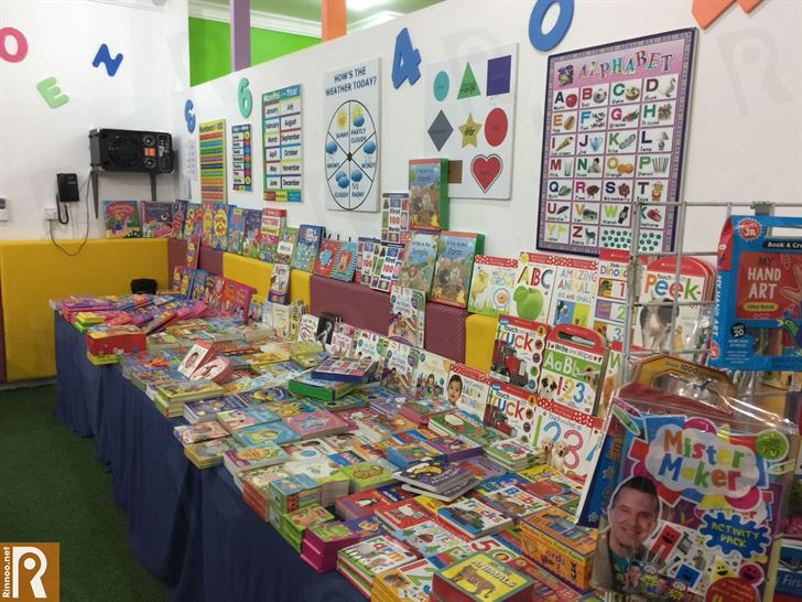 Future Baby Nursery 2018 Book Fair