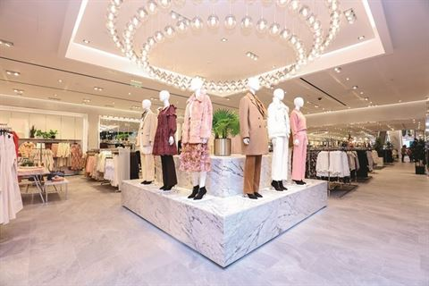 Biggest H&M Store in the World Now Open in The Avenues Kuwait