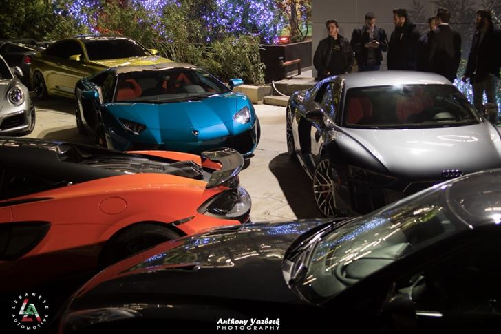 Lebanese Automotive 3rd Anniversary by Fahed Abu Salah