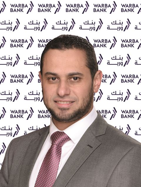 Mr. Khaled Hafez Chief Financial Officer in Warba Bank