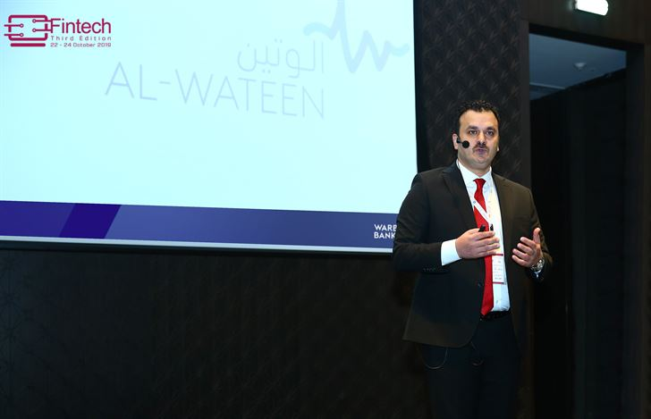 Warba Bank Showcases its Success Story in Digitalization During FinTech Conference