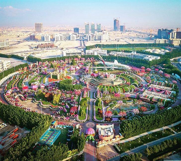 حديقة دبي المعجرة تفتح أبوابها من جديد يوم 1 نوفمبر 2019