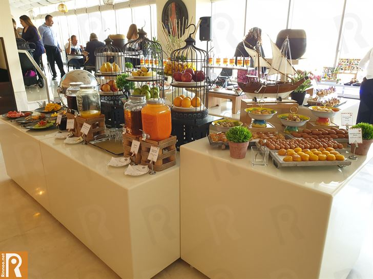 Friday Family Buffet Brunch at Safir Fintas Hotel