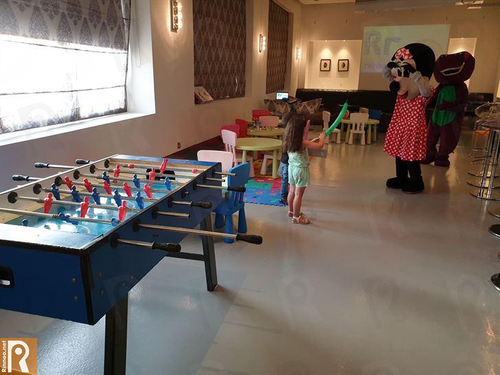 Friday Family Buffet Brunch at Safir Fintas Hotel