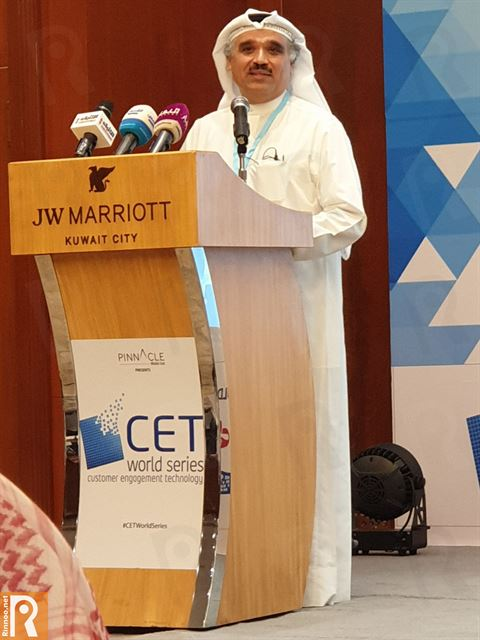 Qusai Al-Shatti, Former Deputy Director General for Information Technology Sector, Kuwait's Central Agency for Information Technology