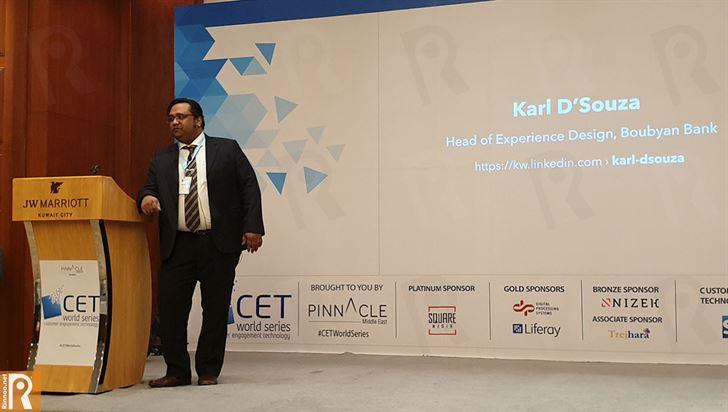 Karl D'Souza, Head of Experience Design – Digital Innovation Center, Boubyan Bank