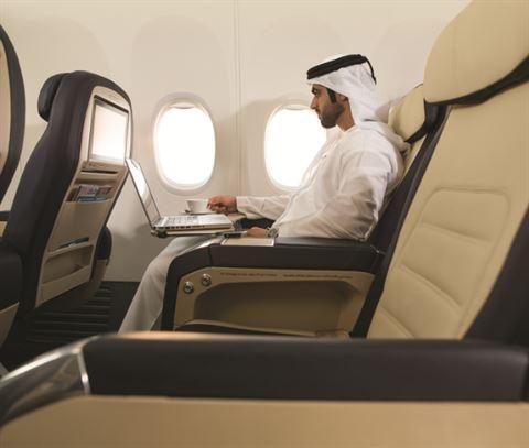 فلاي دبي تطلق عروضا خاصة لمسافري درجة الاعمال
