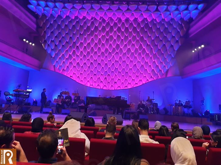 مروان خوري أطرب الكويت لثلاث ليال على التوالي في مركز الشيخ جابر الأحمد الثقافي