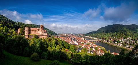 Heidelberg City and Breuninger in Germany await Gulf Travellers this Winter with Exclusive Experiences