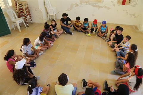 """مهرجان لبنان المسرحي للحكواتي """"حكايات الشعب والوطن والحرية"""""""