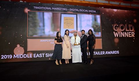 Al Kout Mall and 360 Mall Kuwait Won Two Golds and One Silver Award