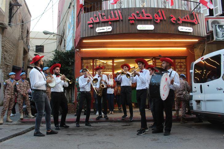 مسرح إسطنبولي يفتتح مهرجان لبنان المسرحيّ للحكواتي