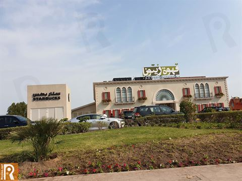 افتتاح قهوة زيتونا رسميا على شارع الخليج العربي